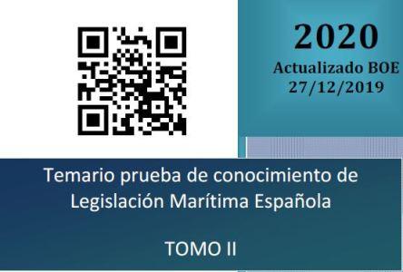 Legislación Marítima Española